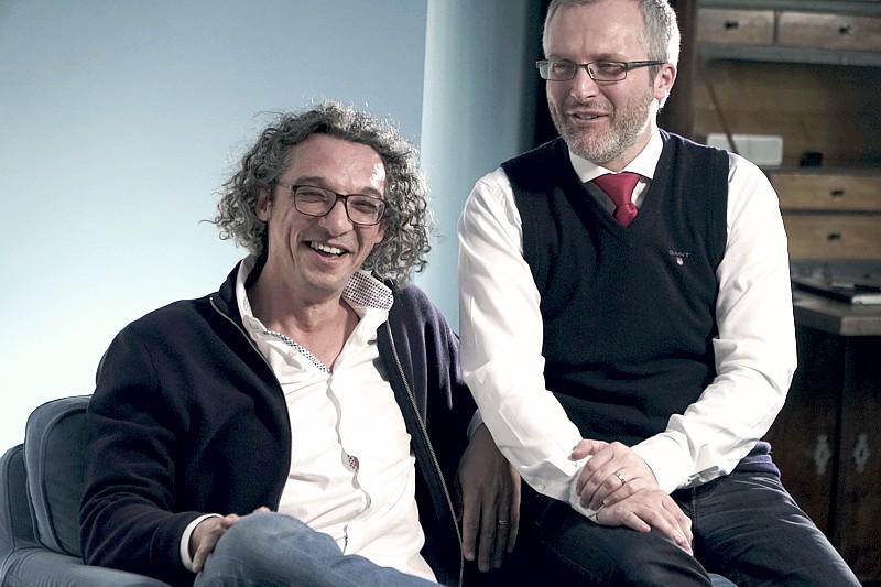 David Traens & Michael Hofstetter