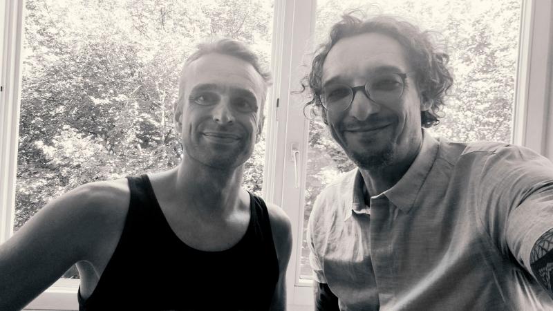 0 auf 1 - Aaron Kunert & David Traens