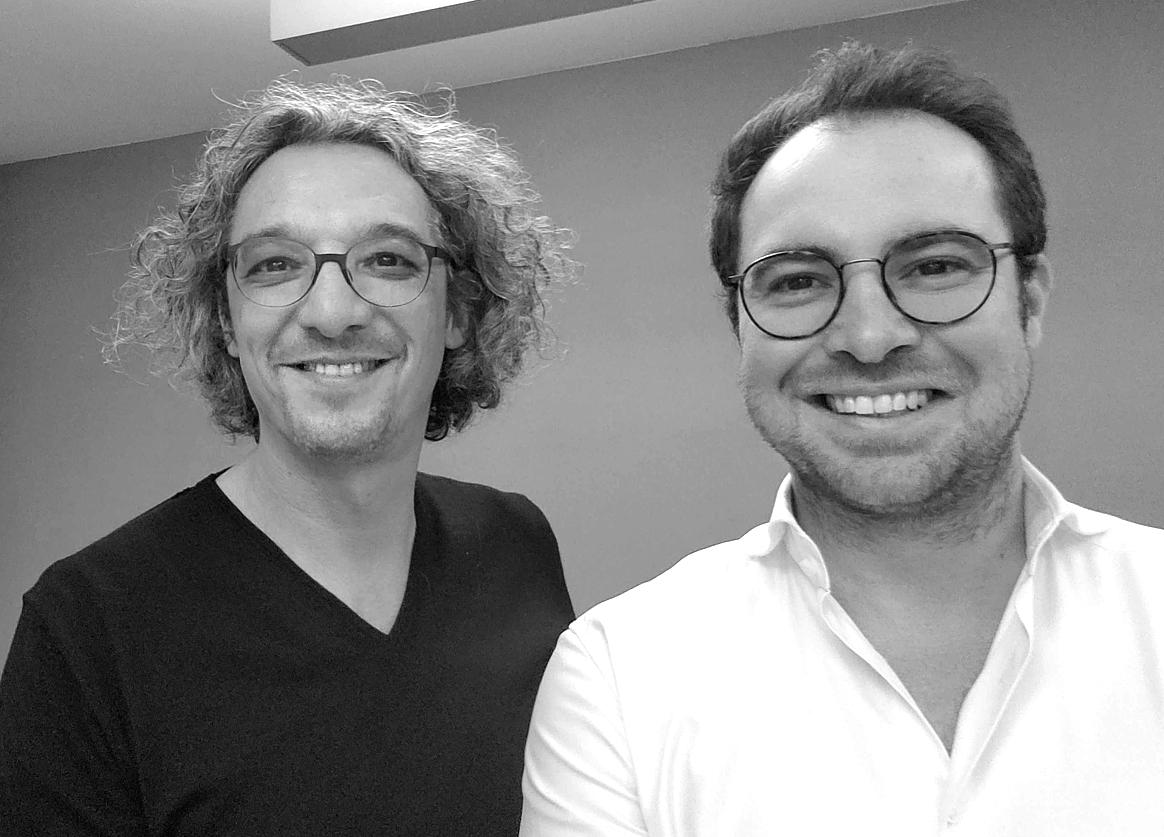 Johannes Laub und David Traens - Crowdfunding mit Crowddesk