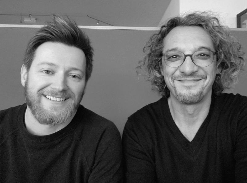 Jens Schmelzle & David Traens