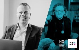 Boris Meyerdierks mit David Traens im Podcast