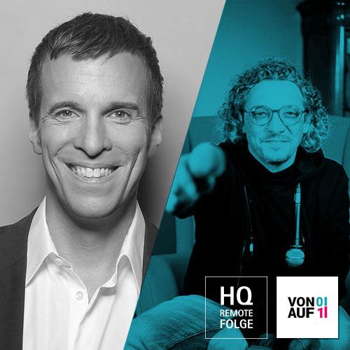 Mathias Fischedick mit David Traens im Podcast